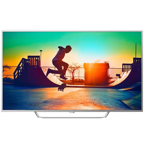 Smart Tv Led 65 Philips 65pug6412/78 4k Ultra Hd Com Wi-fi