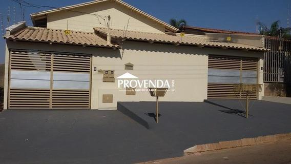 Casa 2 Quartos, Jardim Petrópolis - 4805