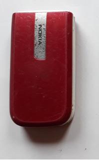 Teléfono Nokia 2505 Dañado (para Repuesto)