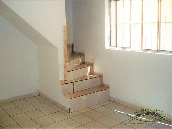 Sobrado Para Locação - 137m² Com 3 Dormitórios, Lavanderia E 3 Vagas De Garagem - Cidade Intercap - Taboão Da Serra - Sp - Ml1144