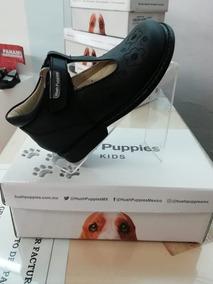 Zapato Hush Puppies Con Flores Tejidas