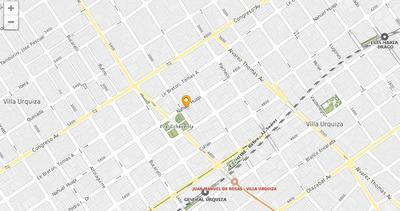 Terreno Lote Villa Urquiza Usaa Cerca Subte Plaza Echeverría