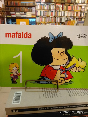 Imagen 1 de 3 de Mafalda 1 - Quino
