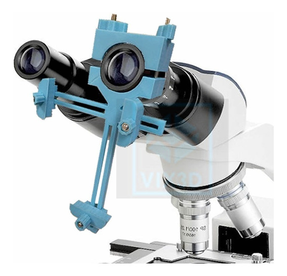 Adaptador Microscópio Para Smartphone Celular