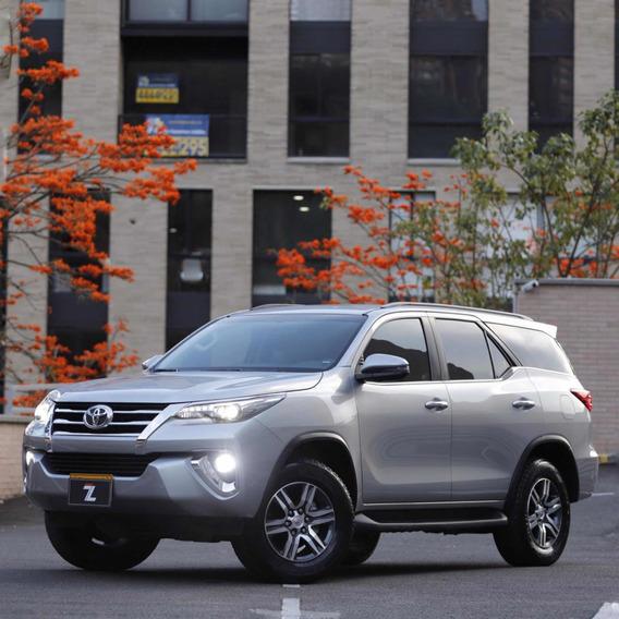 Toyota Fortuner Srv 2.7