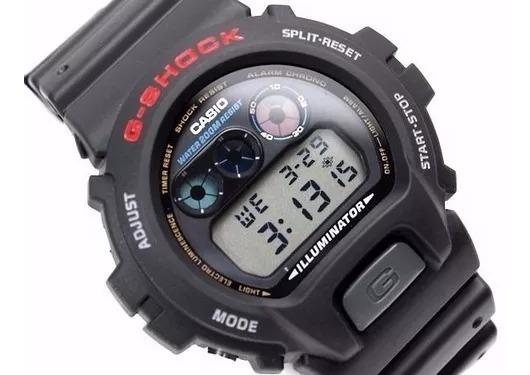Relógio Casio G Shock Dw 6900 1vdr Original Nfe + Garantia