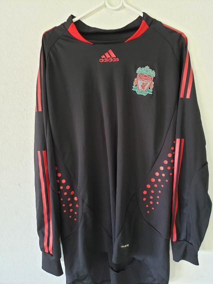 Camisa Goleiro Liverpool 2008