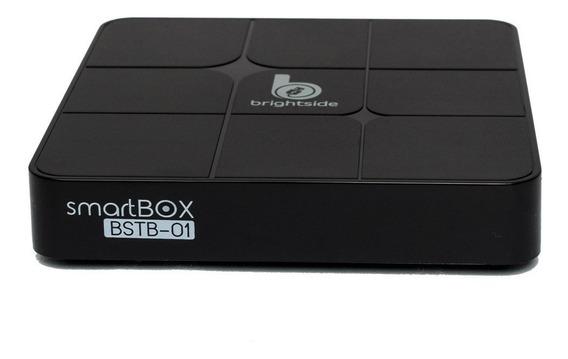 Android Tvbox Brightside 4k 64 Bits Gpu Mejorada -más Rápido
