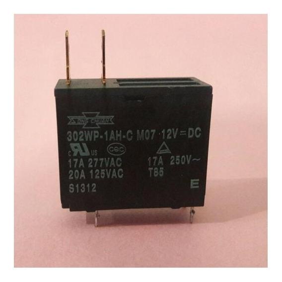 Relê Microondas 12v X 17a ( 5 Pç)