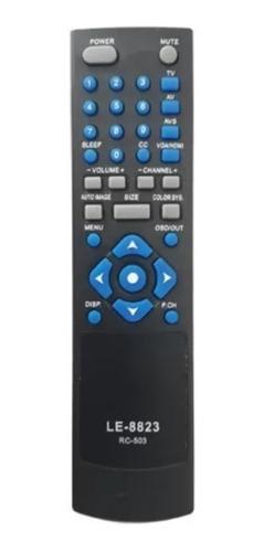 Controle Remoto Tv Cce Lcd Rc503 Le8823 Rc-503 Tl660 Tl800