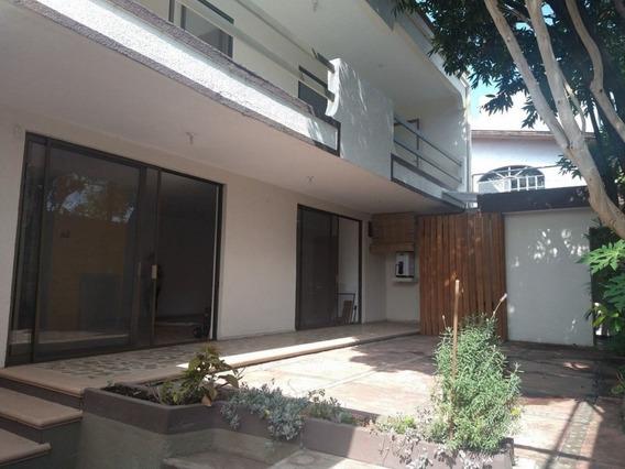Casa En Renta En Lomas De Cortes, Cuernavaca Morelos.