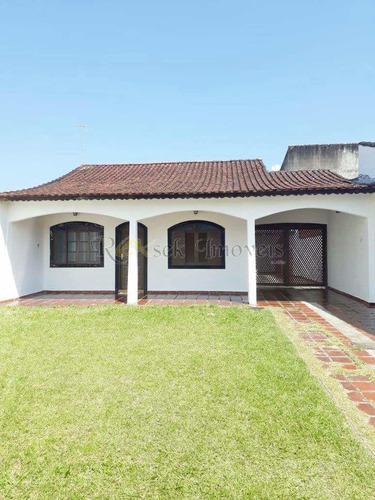Casa Com Lote Inteiro, Lado Praia Em Promoção - Cod: 309 - V309