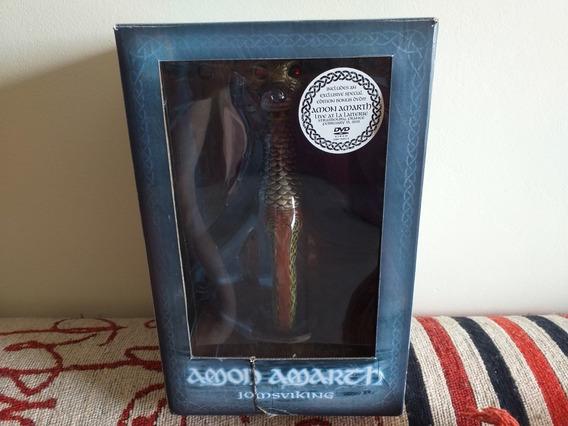 Amon Amarth: Jomsviking - Box ( Helloween ) ( Avantasia )