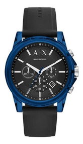Relógio Armani Exchange Outerbanks - Ax1339/8pn