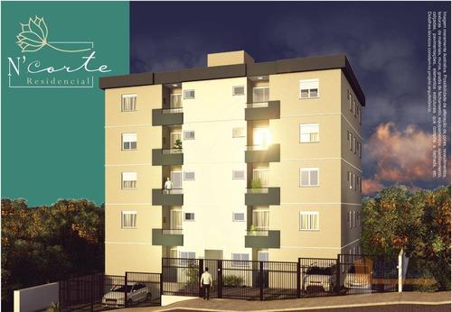 Apartamento Com 2 Dormitórios À Venda, 47 M² Por R$ 161.000,00 - Desvio Rizzo - Caxias Do Sul/rs - Ap0627