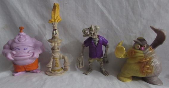 Bonecos Take E A Magia De Juju Mc Donald
