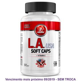La Soft Caps Miracle Vitamina E 120 Cáps - Midway