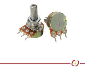 Potenciômetro Linear 5k - L20