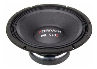 Alto Falante 7drive Audio 12p Ml 570 Rms 4 Omos Full