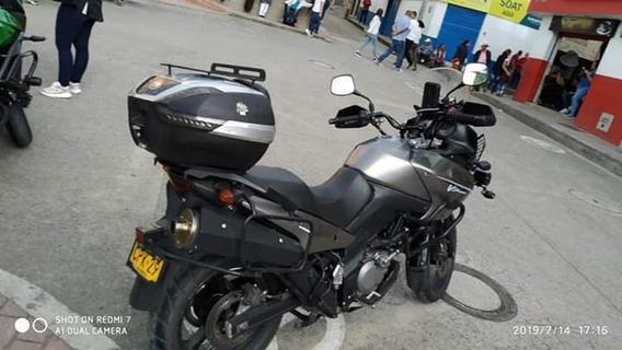 Suzuki Vstrom 650 Clasica