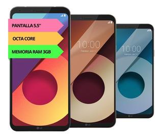 Celular Lg Q6 M700ar Octa Core 3gb 32gb Garantia Oficial