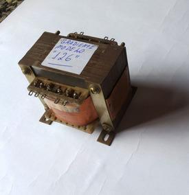 Transformador De Força Do Ampl. Gradiente Mod 126 Original