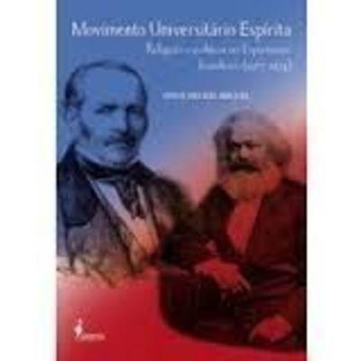 Livro Movimento Universitário Espírita Sinuê Neckel Miguel