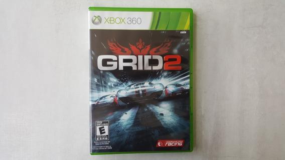 Grid 2 - Xbox 360 - Original - Mídia Física