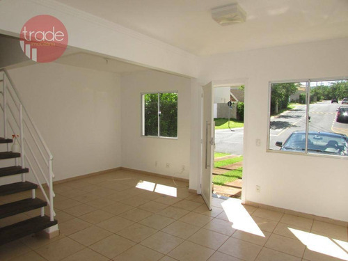 Casa Com 4 Dormitórios À Venda, 107 M² Por R$ 500.000,00 - Guaporé - Ribeirão Preto/sp - Ca4108