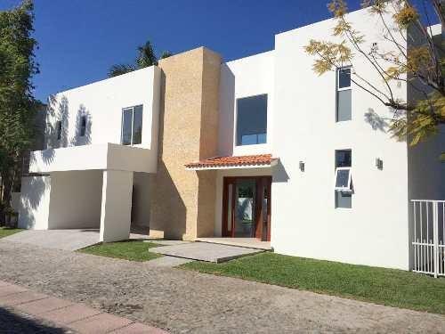 Renta De Casa En Exclusivo Kloster Sumiya, Jiutepec...clave 2831a