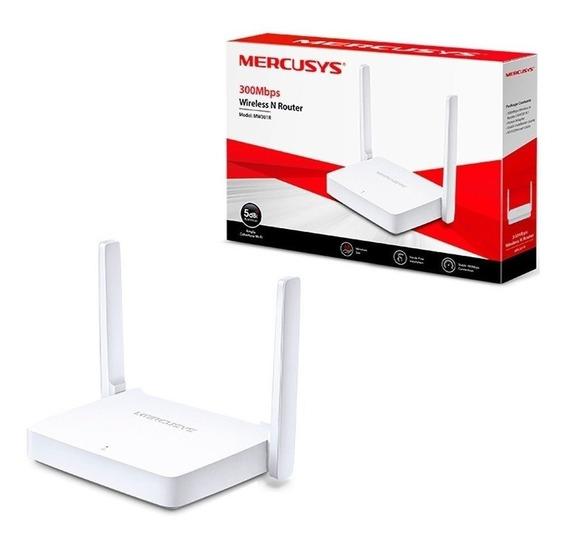 Roteador 300mbps Wireless Com 2 Antenas Promoção Barato