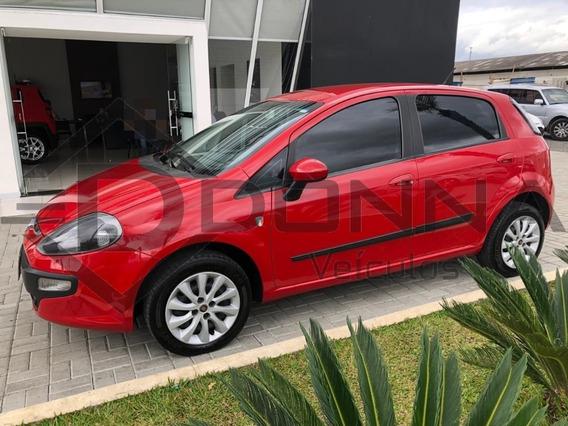 Fiat Punto - 2013 / 2013 1.4 Attractive Italia 8v Flex 4p Ma
