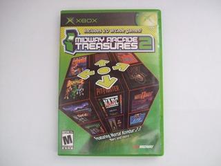 Midway Arcade Treasures 2 Xbox Clasico