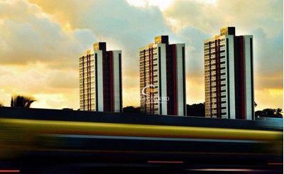 Apartamento Residencial À Venda No Fit Jardim Botânico, Torre, João Pessoa - Ap0496. - Ap0496