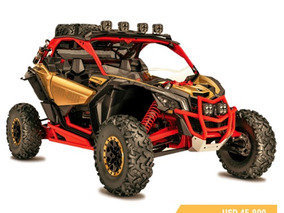 Can Am Maverick X3 Turbo Xrs 2017