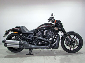 Harley-davidson V Rod Night Rod Especial 2014 Preta