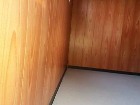 Camper Movil De 8x28 Pies Oficina Caseta Remolque Wc Y Priv
