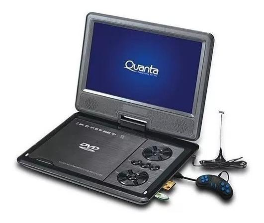 Dvd Portátil 9.5 Qtpdvd200 Quanta Usb/sd