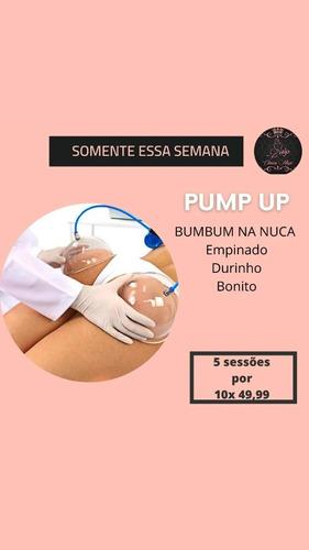 Imagem 1 de 1 de Tratamento Estético Pum Up