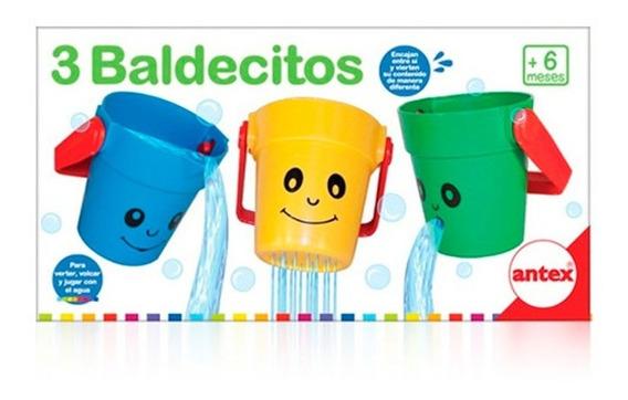 Juego Bebe Tres Baldecitos 2615
