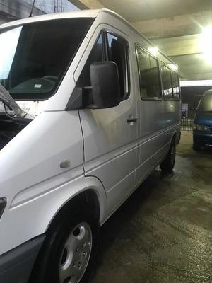 Mercedes-benz Sprinter Van 2.5 Executiva 5p 2001