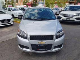 Chevrolet Aveo Paquete J 2016 En Buenas Condiciones !!!