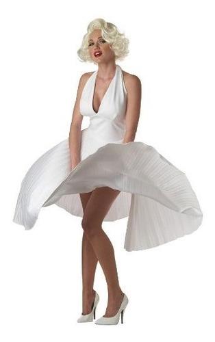 Disfraz De California Marilyn Para Mujer Disfraz De Lujo