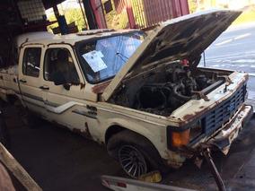 Sucata Chevrolet Gm D20 Vendo Peças Motor Cambio Diferencial