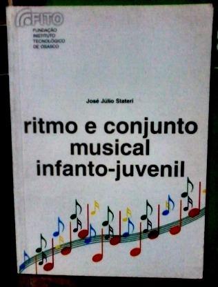 Ritmo E Conjunto Musical Infanto-juvenil (autografado)