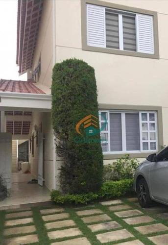 Imagem 1 de 30 de Sobrado Com 4 Dormitórios À Venda, 210 M² Por R$ 1.280.000,00 - Ponte Grande - Guarulhos/sp - So0595