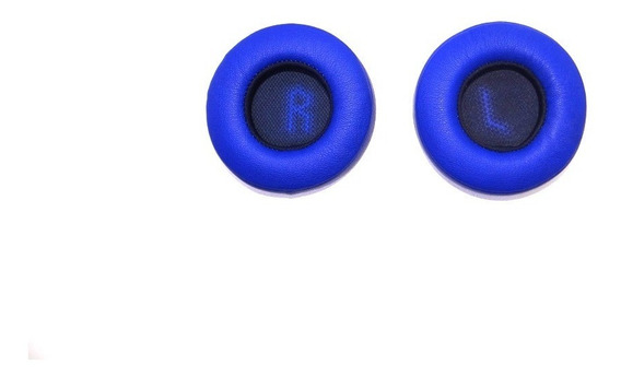 Par Espumas Fone De Ouvido Jbl E45bt (azul) Original