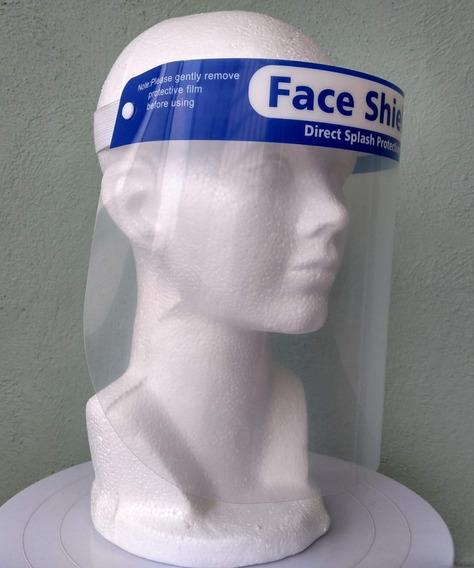Careta Protector Facial Protección Salud 1 Pieza