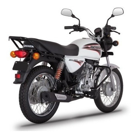 Bajaj Boxer Bm 150 Rt Base - Desc. Ctdo Hurlingham