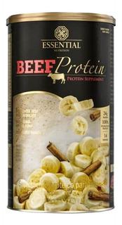Beef Protein Banana Com Canela (420g) - Essential Nutrition